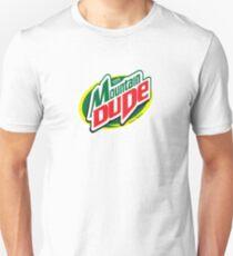 Mountain Dude Unisex T-Shirt
