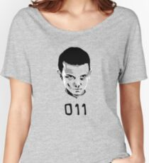 Eleven 11 Stranger Things Women's Relaxed Fit T-Shirt