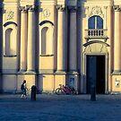 Carmelite Warsaw by Ken  Yan