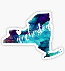 Rochester Sticker