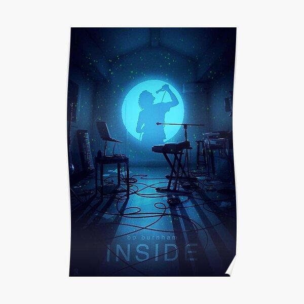 Inside - Bo Burnham Poster