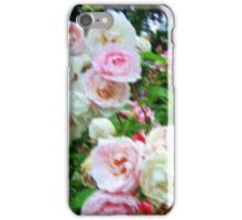 Rose Bushes iPhone Case/Skin
