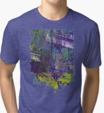 Christine is Abstract v2 Tri-blend T-Shirt