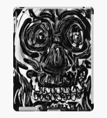 Skull drawing -(151215)- iPad/Zen brush App. iPad Case/Skin
