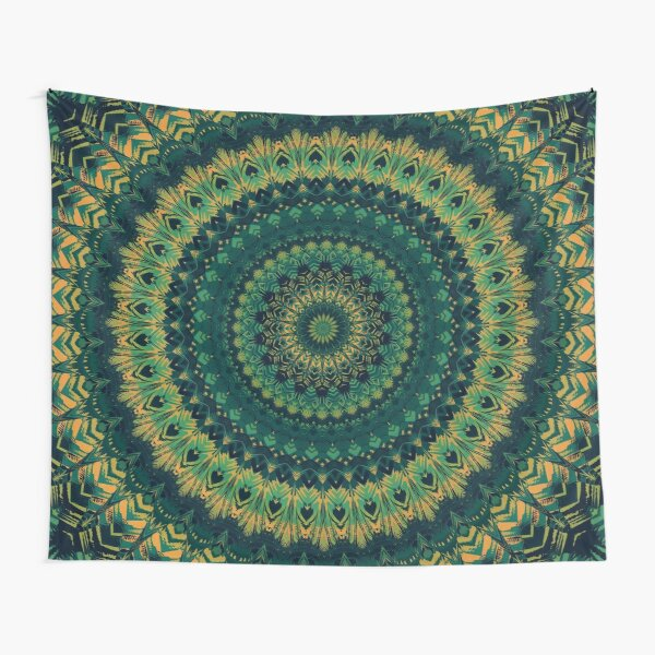 Mandala 23 Tapestry
