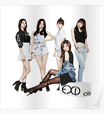 EXID group Poster