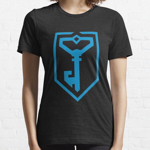 Ingress - Key logo allover/big print Essential T-Shirt