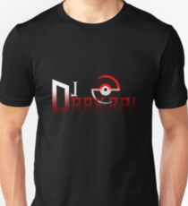 DJ Darkrai Logo Slim Fit T-Shirt