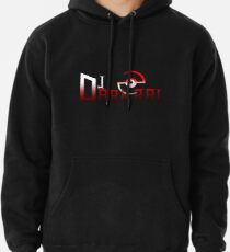 DJ Darkrai Logo Pullover Hoodie