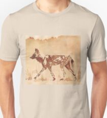Painted Dog - African Wild Dog Unisex T-Shirt