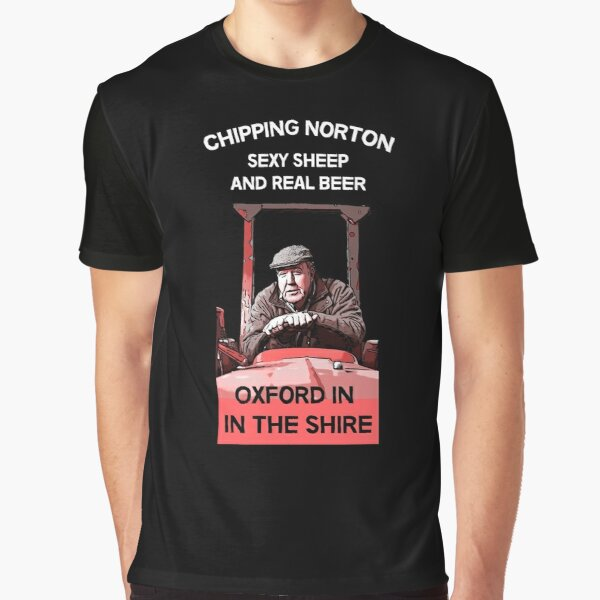 Diddly Squat | Farming UK | Chipping Norton England | Comedy Gifts | Britain Graphic T-Shirt