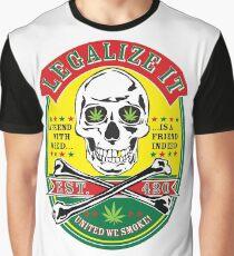 LEGALIZE IT Graphic T-Shirt