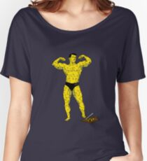 Who cut the cheese? Women's Relaxed Fit T-Shirt