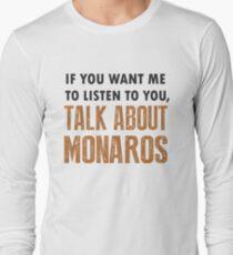 Funny Monaro T Shirt T-Shirt