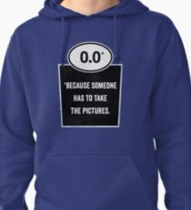 0.0 - Take the Pictures Pullover Hoodie