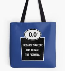 0.0 - Take the Pictures Tote Bag