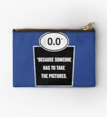 0.0 - Take the Pictures Studio Pouch