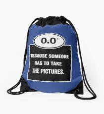 0.0 - Take the Pictures Drawstring Bag