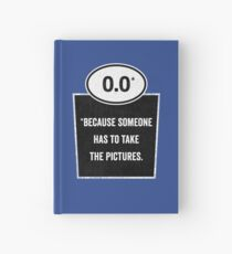 0.0 - Take the Pictures Hardcover Journal