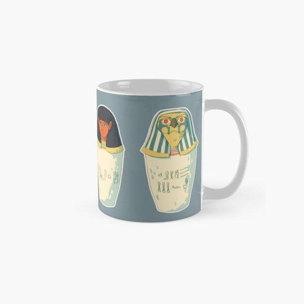 Canopic Jars  Classic Mug