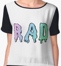 PASTEL RAD Women's Chiffon Top