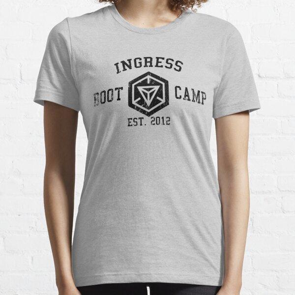Ingress Boot Camp - Alt Colors Essential T-Shirt