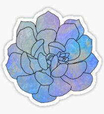 Holograph Succulent Sticker