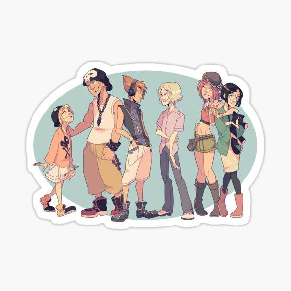 TWEWY Sticker
