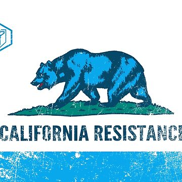 Ingress - California Resistance by Monky695
