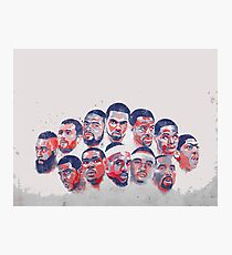 All star all in Photographic Print