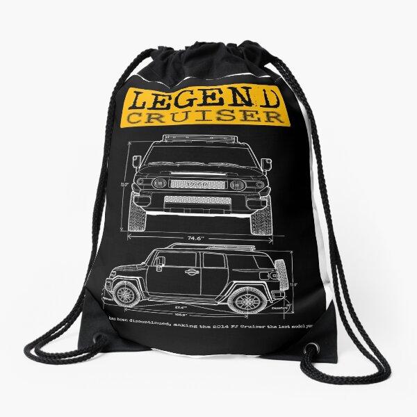 Legend Cruiser  Drawstring Bag