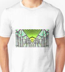wakefield market 3 Unisex T-Shirt