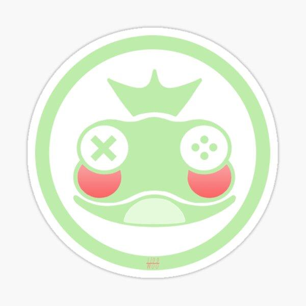 Little Frog Sticker