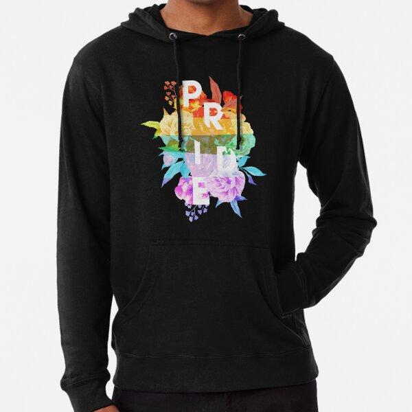 Floral Pride Lightweight Hoodie