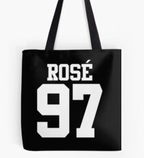 BLACKPINK Rose 97 (White) Tote Bag