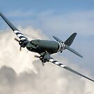 Dakota in Normandy Landings livery from Yeovilton 2014 by SWEEPER
