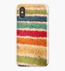 Rainbow Fuzz iPhone Case