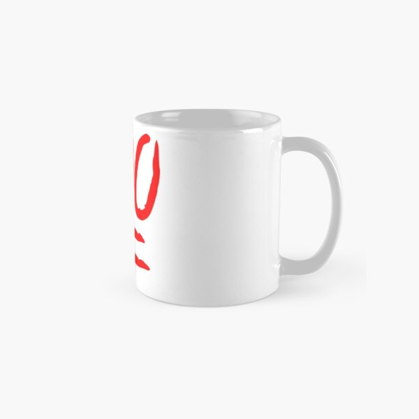One Hunned - Red Classic Mug