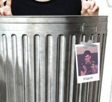 dan is phil trash #1 Sticker