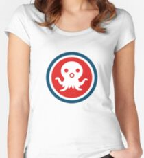 Octonauts Logo Women's Fitted Scoop T-Shirt