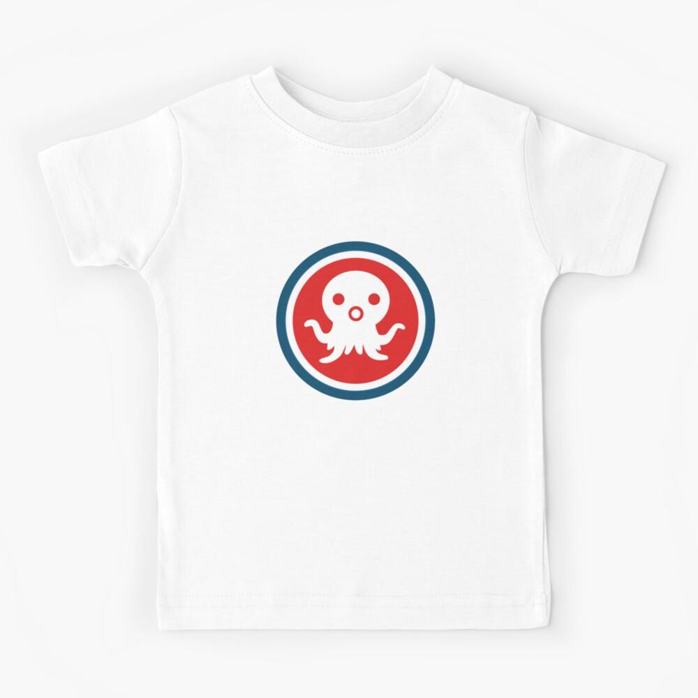 Octonauts Logo Kids T-Shirt