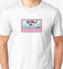 Camiseta unisex K-On! Diseño de Cassette
