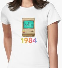 1984 Women's Fitted T-Shirt