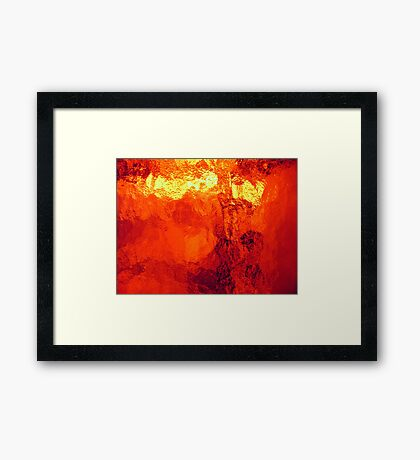 I Got the Hots for You Framed Print