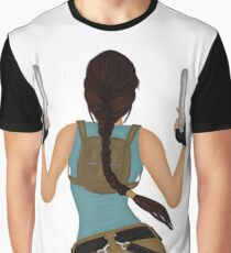 Lara Croft Graphic T-Shirt