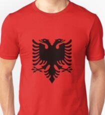 Albanian Eagle Designs Unisex T-Shirt