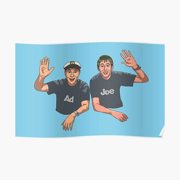 ADAM & JOE Poster