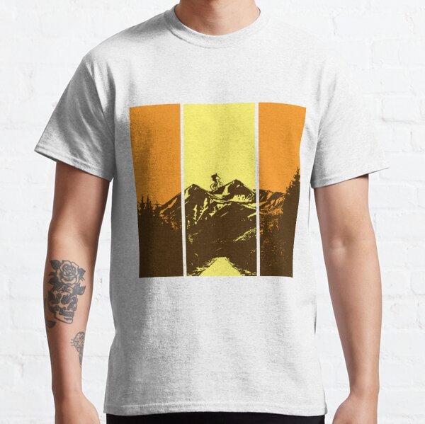 Mountain Biker Classic T-Shirt