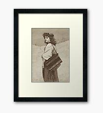Beautiful Stranger Framed Print