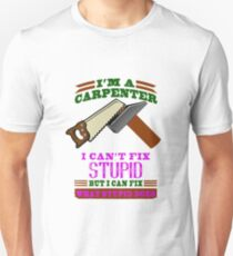 Carpenter T-shirt  Slim Fit T-Shirt